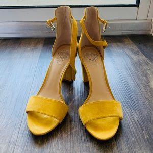 Vince Camuto Block Heel Sandals